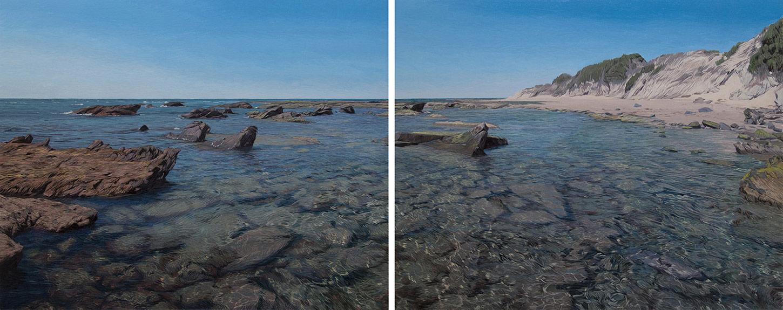 Punta Paloma 02 Contemporary Seascapes